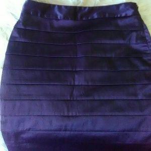 Twenty One Mini Skirt NWOT